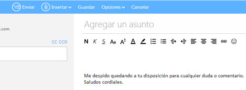 escribir-enviar-correo-hotmail